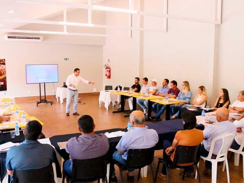 Encontro Trimestral Safra 2019/2020 Instituto Inttegra/Maria Macia